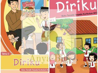 Buku Guru dan Buku Siswa SD Kelas 1 K13 Revisi 2018