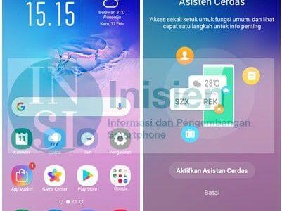 Tema Samsung S10 + OneUI untuk Oppo Thema Terbaik
