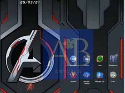 Tema Oppo Reno Marvel Edition Untuk Oppo Theme Terbaik