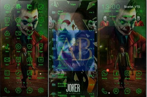 Theme Joker itz