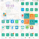 Tema Xiaomi FaceMask mtz Theme Terbaru 2021