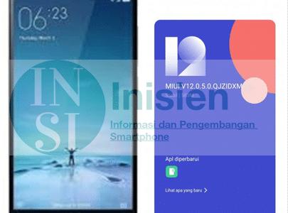 Update Rom MIUI 12 Xiaomi Redmi Note 3 Terlengkap